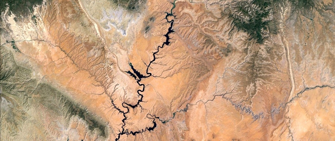 Google Earth: Colorado Plateau